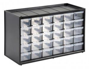 Stanley 1-93-980 csavartartó doboz, 30 részes termék fő termékképe
