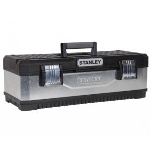 """Stanley 1-95-620 galvanizált fém / műanyag szerszámláda, 26"""" termék fő termékképe"""