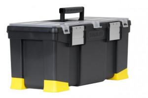 """Stanley 1-97-512 szerszámos láda oldaltartóval, 24"""" termék fő termékképe"""