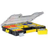 1-97-517 FATMAX PRO összekapcsolható szortimenter, vízhatlan, fémcsatos