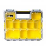 1-97-518 FATMAX PRO összekapcsolható szortimenter, vízhatlan, fémcsatos