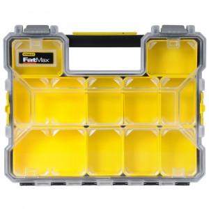 Stanley 1-97-519 FATMAX® PRO összekapcsolható szortimenter, műanyag csatos termék fő termékképe