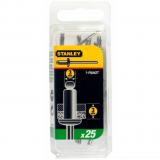 Stanley 1-PAA42T popszegecs, 3 x 3 mm,25db/csomag