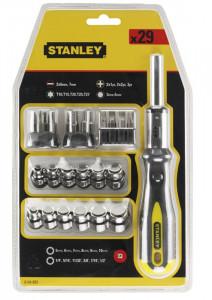 Stanley 0-54-925 racsnis csavarhúzó készlet,29részes termék fő termékképe