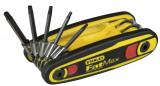 Stanley 0-97-552 FATMAX® rögzíthető imbuszkulcs készlet, 8 részes