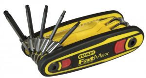 Stanley 0-97-552 FATMAX® rögzíthető imbuszkulcs készlet, 8 részes termék fő termékképe