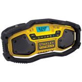 Stanley FMC770B FATMAX® Bluetooth akkus rádió (akku és töltő nélkül)