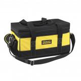 Stanley FMCB100B FATMAX® kétportos táskatöltő (akkumulátorok nélkül)