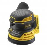 Stanley FMCW220B FATMAX® akkus excentercsiszoló (akku és töltő nélkül)