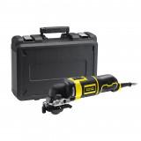 Stanley FME650K FATMAX® multifunkciós szerszám (tartozékkészlettel, kofferben)