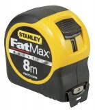 Stanley FMHT0-33868 FATMAX® BLADE ARMOR mágneses végű mérőszalag, 8 m