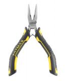 Stanley FMHT0-80517 FATMAX® mini félkerekcsőrű fogó vágó résszel