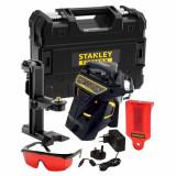 Stanley FMHT1-77357 FATMAX® X3R lézer szett, vörös