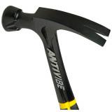 Stanley FMHT1-51276 FATMAX® ANTIVIBE szeghúzó acélkalapács, egyenes fej, 16oz, 453 g