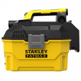 Stanley SFMCV002B FATMAX® V20 akkus száraz-nedves porszívó (akku és töltő nélkül)