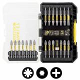 Stanley STA88557-XJ FATMAX® Impact torziós bit készlet, 22 részes