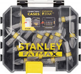 Stanley STA88568-XJ FATMAX® 25 mm Impact PZ2 bit PRO-STACK™ CADDY kompatibilis dobozban, 20db/csomag