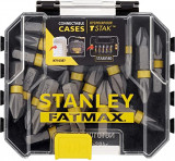 Stanley STA88569-XJ FATMAX® 25 mm Impact PH2 bit PRO-STACK™ CADDY kompatibilis dobozban, 20db/csomag