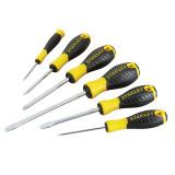 Stanley STHT0-60209 Essential csavarhúzó készlet, 6 részes