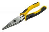 Stanley STHT0-74364 DynaGrip félkerekcsőrű fogó, egyenes kivitel, 200 mm