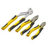 Stanley STHT0-74471 Dynagrip fogó készlet, 3 részes