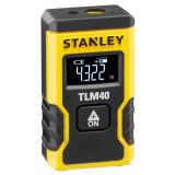 Stanley TLM40 lézeres távolságmérő 12 m hatótávolsággal