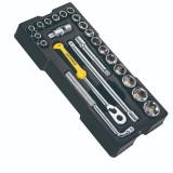 """Stanley STMT1-74173 1/2"""" dugókulcs készlet, 23 részes (Transmodule rendszer)"""