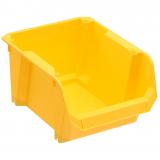 STST82712-1 ESSENTIALS falra szerelhető sárga tartó, 3-as méret