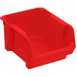 STST82739-1 ESSENTIALS falra szerelhető piros tartó, 3-es méret