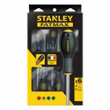 Stanley FMHT0-62626 FATMAX® csavarhúzó készlet, 6 részes