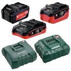 Metabo akkumulátorok, töltők, adapterek, akku csomagok