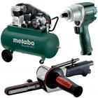 Metabo kompresszorok, pneumatikus gépek