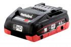 METABO 18 V 4.0 Ah LiHD akkumulátor