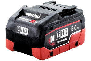 18 V 8.0 Ah LiHD akkumulátor termék fő termékképe