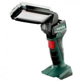 METABO SLA 14.4-18 akkus LED lámpa (akku és töltő nélkül, kartonban)