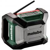 R 12-18 BT akkus építkezési rádió (akku és töltő nélkül, kartonban)