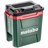 METABO KB 18 BL szénkefe nélküli akkus hűtőtáska (akku és töltő nélkül, kartonban)