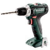 METABO POWERMAXX BS 12 akkus fúró-csavarozó (akku és töltő nélkül, műanyag hordtáskában)