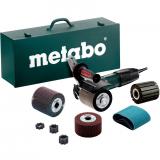 METABO SE 12-115 SET palástcsiszoló készlet (acéllemez hordtáskában)