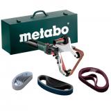 METABO RBE 15-180 SET csőcsiszoló készlet (acéllemez hordtáskában)