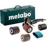 METABO SE 17-200 RT SET palástcsiszoló készlet (acéllemez hordtáskában)