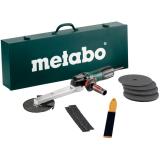 METABO KNSE 9-150 SET sarokvarrat-csiszoló