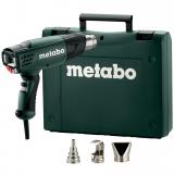 METABO HE 23-650 CONTROL SET hőlégfúvó (műanyag hordtáskában)