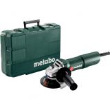 METABO W 750-115 sarokcsiszoló (műanyag hordtáskában)