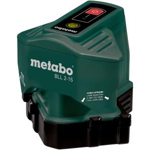 METABO BLL 2-15 padló vonallézer (kartonban) termék fő termékképe
