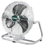 METABO AV 18 akkus ventilátor (akku és töltő nélkül, kartonban)