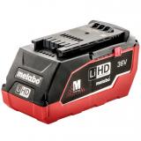 METABO 36 V 6.2 Ah LiHD akkumulátor