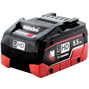 18 V 5.5 Ah LiHD akkumulátor termék fő termékképe