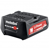 METABO 12 V 2.0 Ah Li-Power akkumulátor