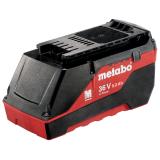 METABO 36 V 5.2 Ah Li-Power Extreme akkumulátor
